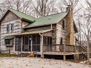 Stonehead Ridge Log Cabin