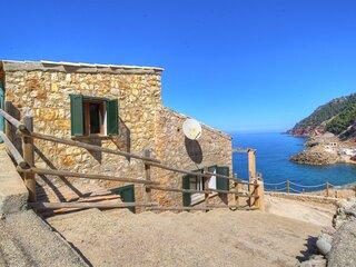 Cala Estellencs House with breathtaking sea views