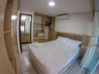 Apartamento Beach Class Club 301 T2