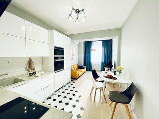 Amazing apartment in Almaty city centre