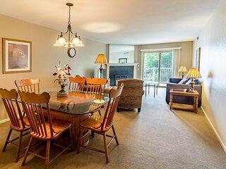 Lakewood Resort - 2 Bedroom Deluxe Condo 604