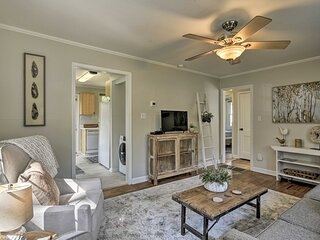 NEW! Raleigh ITB Home - Mins to Dtwn & North Hills