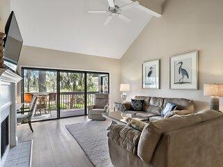Gorgeous Remodeled Villa! Community Pool & Tennis- Palmetto Dunes