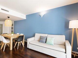 Olala Port Forum Ground Floor 3 bedroom with Terrace G1