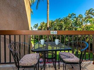 Maui Vista #3-218 1Bd / 1Ba, Updated, near Kamaole Beach Park 1, Sleeps 4