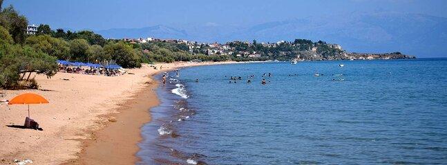 Nearby beaches 5km away