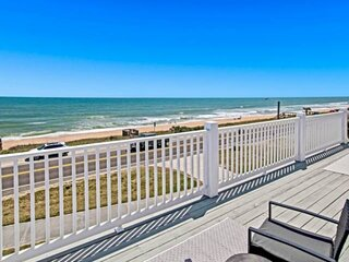Newly Listed Updated Home with Amazing Ocean Views Private Pool Steps to the Bea