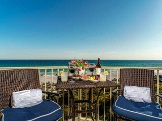 Tops'l Beach Manor 508 - BEACHFRONT w/AMAZING GULF VIEWS, Pool, Beach Bar & Rest