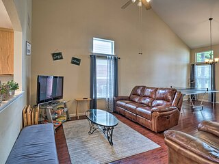 NEW! Round Rock Retreat w/ Yard: 25 Mi to Austin!