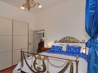 Camera doppia a Villa Eugenia (azzurra)