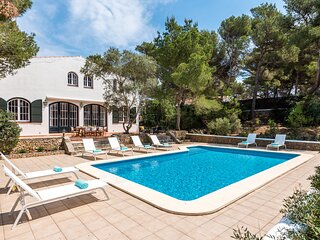 Villa Los Dragones - big private pool, free WiFi GOLF