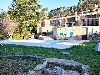 Belle villa pour profiter d'un sejour en Provence