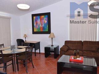 +MS +Espectacular Suite +Alberca Areas Verdes +Blvd. B. Quintana