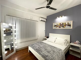 Warm Tone - Book Third Bedroom with Attached Washroom at Dhaka Dreamin'
