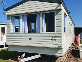 Lovely Caravan in Mablethorpe