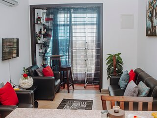 Stunning 2-Bed Apartment in Dar es Salaam