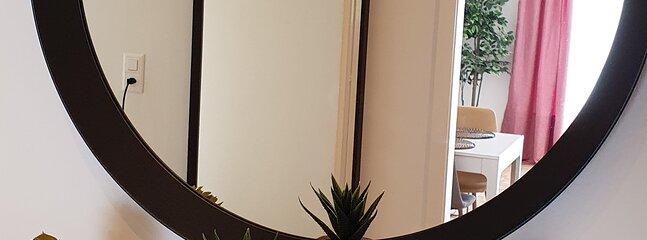 Gemütliche 3½-Zimmer-Wohnung in Muralto/Locarno, holiday rental in Minusio