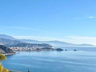 Andalusian Riviera: Seascape spot in La Herradura