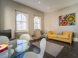 RoomApart No 3, 1 Elliot Terrace - Modern and spacious studio apartment