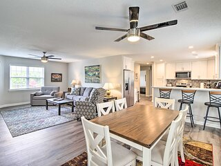 Ideally Located Luxe Beach House on Tybee Island