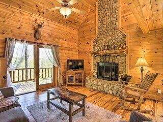 'Mountain Dream' Cabin in Humphrey Heights Complex