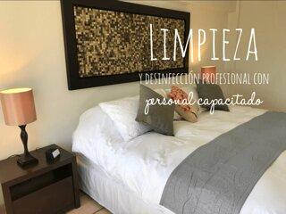 +MS +Confortable Suite +En el corazon de la ciudad +El Prado.