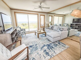 Wrightsville Dunes - Incredible Oceanfront Condo Updated!