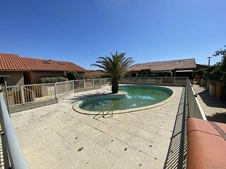 Villa patio avec accès direct Océan