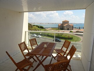 Location Appartement Les Sables-d'Olonne, 2 pieces, 4 personnes