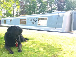 Black Dog Narrowboats - Modern Luxury Narrowboat Hire