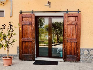 Il Crutin - Lovely Apartment in Lessolo, Italy