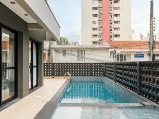 tania 406 - anual - roomin | Studio moderno próximo a Beira Mar