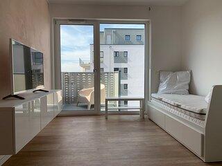 möbliertes Apartment 'Rheintalquartier'