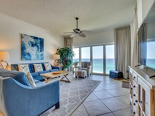 'Almost Paradise' ~ escape reality in this beautiful beachfront condo
