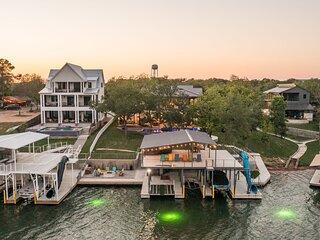 Wake & Roll - Loma Linda Luxury Lakeside Getaway