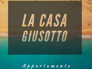 B&B Appartamento al Mare 'Casa Giusotto'