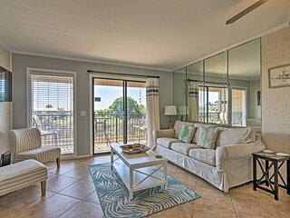 Resort-Style Escape w/ Views - Walk to the Beach!