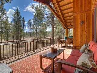 Tranquil Retreat at Tahoe Donner