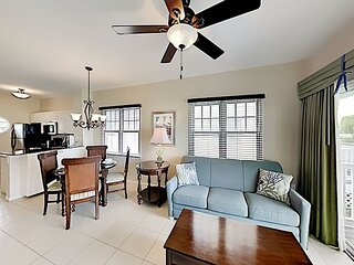 Restful Retreat | Waterview Townhome | Private Deck, Balcony, Alfresco Dining