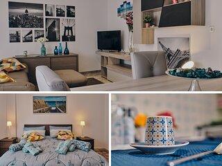 Asariel splendido appartamento vista mare e centro città
