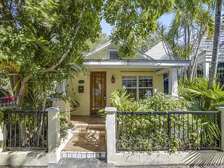 LA CASITA Monthly Rental in the Heart of Old Town, Downtown Key West