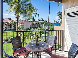 Kamaole Sands #2-404 2Bd/2Ba, Beautiful Oceanview Penthouse, Wifi, Sleeps 6