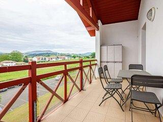 Appartement moderne avec vue sur les montagnes