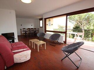 Appartement F3 avec terrasse et vue sur le Moulin d'Alexandre
