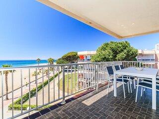 Apartamento familiar a pie de playa en Cambrils - UHC DMS V