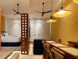 Dormitorio y Comedor (Pantry)