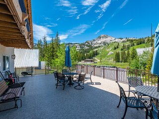 Brighton Chalet Utah Entire 9 Bedroom House