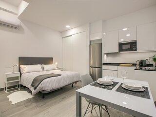 RiNa Apartamentos MADRID - Dehesa de la Villa: ubicacion, calidad y confort