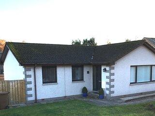 Dervaig - Modern bungalow