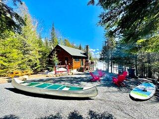 Loon Lake Cabin